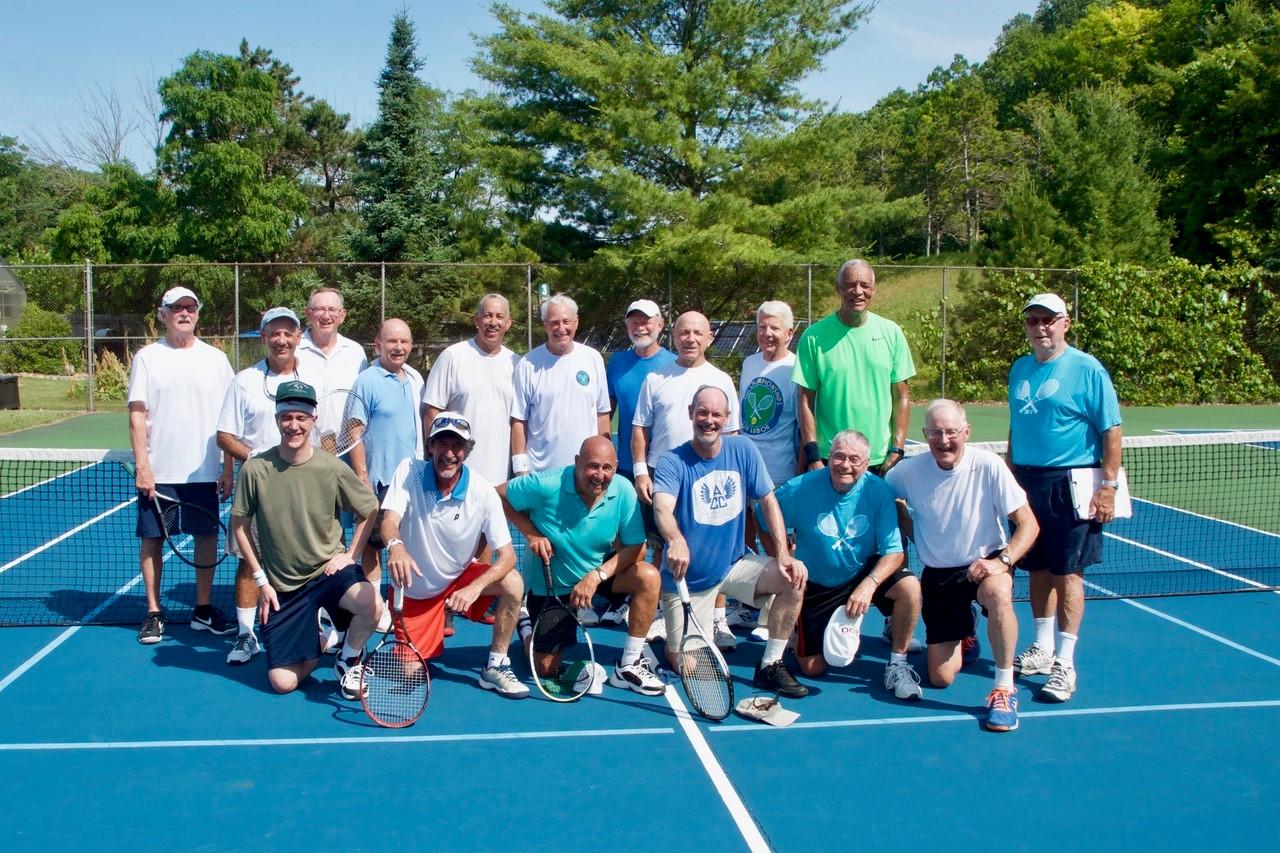Glen Arbor Township Park_play_Parks & Rec_Leelanau County_2018 Tennis seniors