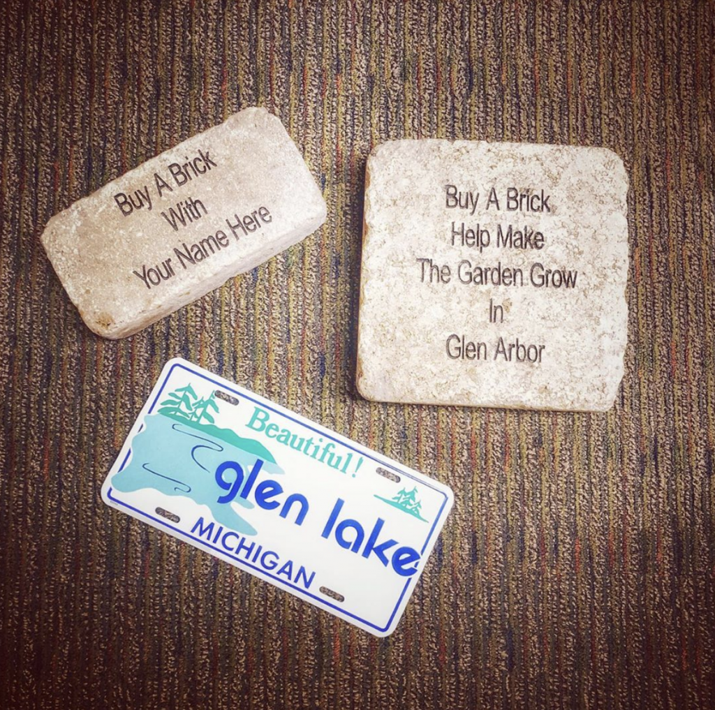 buy a brick and glen lake license plates for sale