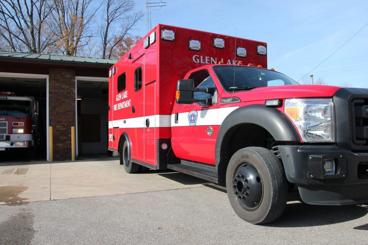 Empire, Station 2, Glen Lake Fire Dept
